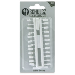 "Schulcz Scale Model Vehicles - Cars and Bus, Pkg of 25, 1:500, 1/40"" (front of package)"