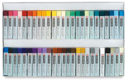 Specialist Oil Pastels, Set of 50