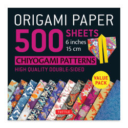 Tuttle Origami Pack Chiyogami Patterns