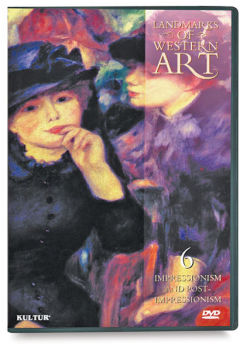 Impressionism and Post-Impressionism DVD