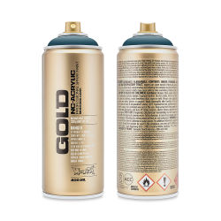 Montana Gold Acrylic Professional Spray Paint - Fjord, 400 ml can