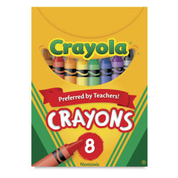 Crayola Regular Crayon Set - Set of 8