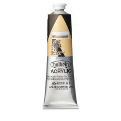 Holbein Heavy Body Artist Acrylics - Pearl Red, 60 ml tube
