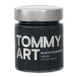 Tommy Art DIY System - Black Chalkboard Paint, 140 ml