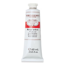 Charbonnel Etching Ink - Warm Red, 60 ml