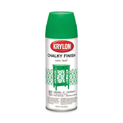 Krylon Chalky Finish Spray Paint - New Leaf