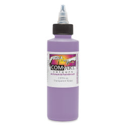 Iwata Com-Art Airbrush Color - 4 oz, Transparent Violet