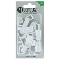 "Schulcz Scale Model Furniture Set - Kitchen, 1:50, 1/4"" (front of package)"