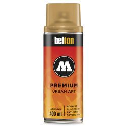 Molotow Belton Spray Paint - 400 ml Can, Milk Coffee Transparent