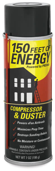 150 Feet of ENERGY, Compressed Air