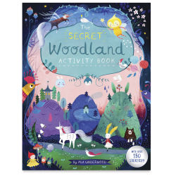 The Secret Woodland Activity Book cover