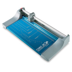 Dahle Rolling Trimmer - 12'', Metal Base