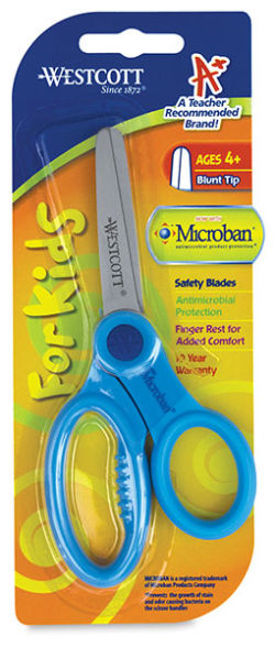 Scissors with Microban