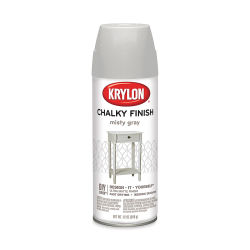 Krylon Chalky Finish Spray Paint - Misty Gray