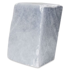 Sculpture House Blue Alabaster - 3'' x 3'' x 3''