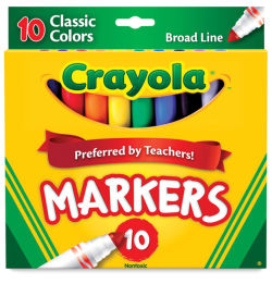 Set of 10 Markers