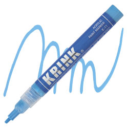Krink K-11 Acrylic Paint Markers - Light Blue, 3 mm