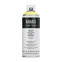 Liquitex Professional Spray Paint - Cadmium Yellow Light Hue 6, 400 ml can