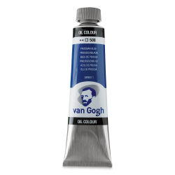 Van Gogh Oil Color - Prussian Blue, 40 ml tube
