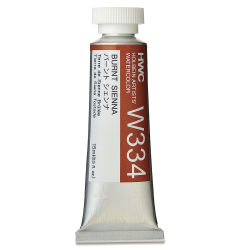 Holbein Artists' Watercolor - Burnt Sienna, 15 ml tube