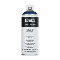 Liquitex Professional Spray Paint - Prussian Blue Hue 5, 400 ml can