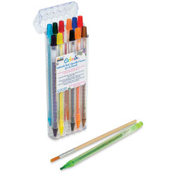 Marvy Uchida Color In Watercolor Twist Pencil Set - Set of 12