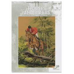 Leonardo Collection Horses and Riders, Book Cover