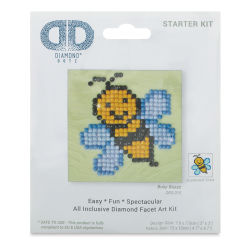 Diamond Dotz - Busy Buzz, 3'' x 3''