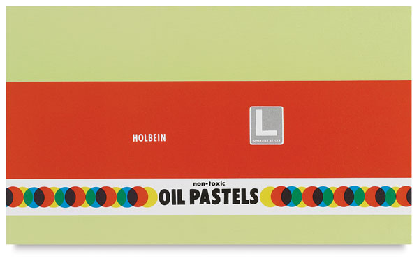Holbein Academic Oil Pastel Sets
