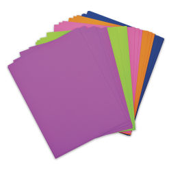 Creative Collection Premium Cardstock - Double Color, Pkg of 40, 8-12'' x 11''