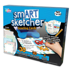 Flycatcher Smart Sketcher Activity Kit - Greeting Cards (Packaging)