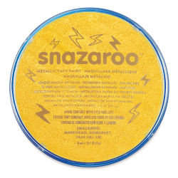 Snazaroo Face Paint - Gold, 18 ml container