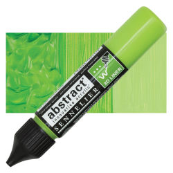 Sennelier Abstract 3D Liner, Bright Yellow Green