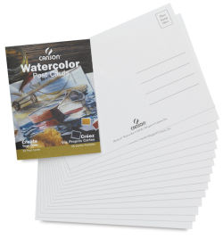 Watercolor Postcards, Pkg of 15