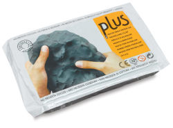 Activa Plus Clay-Black 2.2lb  Outside of Package