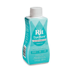 Rit DyeMore Synthetic Fiber Dye -  Tropic Teal, 7 oz