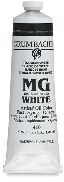 MG Underpainting White