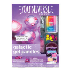 Horizon YOUniverse Galactic Gel Candles