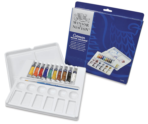 Winsor & Newton Cotman Watercolor Tubes and Sets