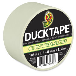 ShurTech Glow-in-the-Dark Duck Tape - 1.88'' x 10 ft