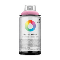 MTN Water Based Spray Paint - Blue Violet Pale, 300 ml Can