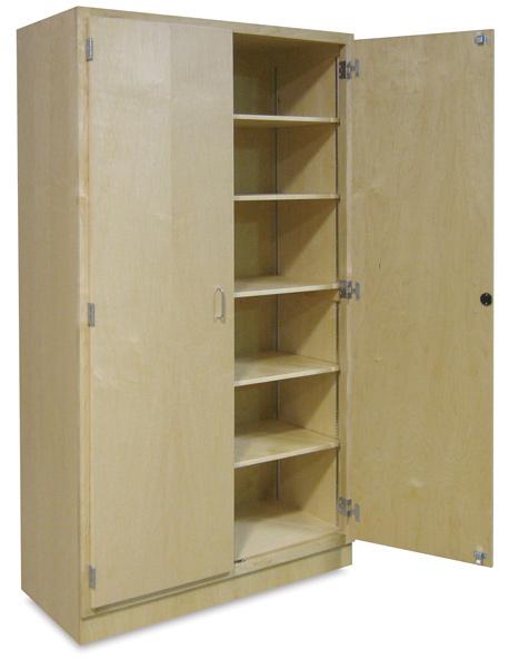 Hardwood | Cabinet | Storage