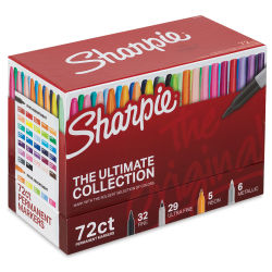 Sharpie Ultimate Pack - Set of 72