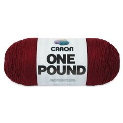 Caron One Pound Acrylic Yarn - 1 lb, 4-Ply, Country Rose