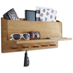 Design Ideas Takara Wall Organizer (Shown in use)