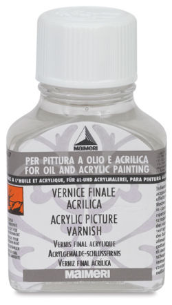 Acrylic Picture Varnish