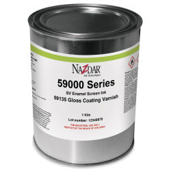 Naz-Dar Coating Varnish - Gloss, 1 kg
