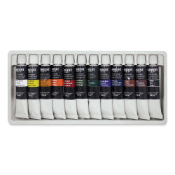 Sargent Art Acrylic Paint Set of 12 Tubes