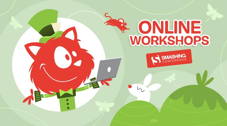 Online workshops from Smashing Conference