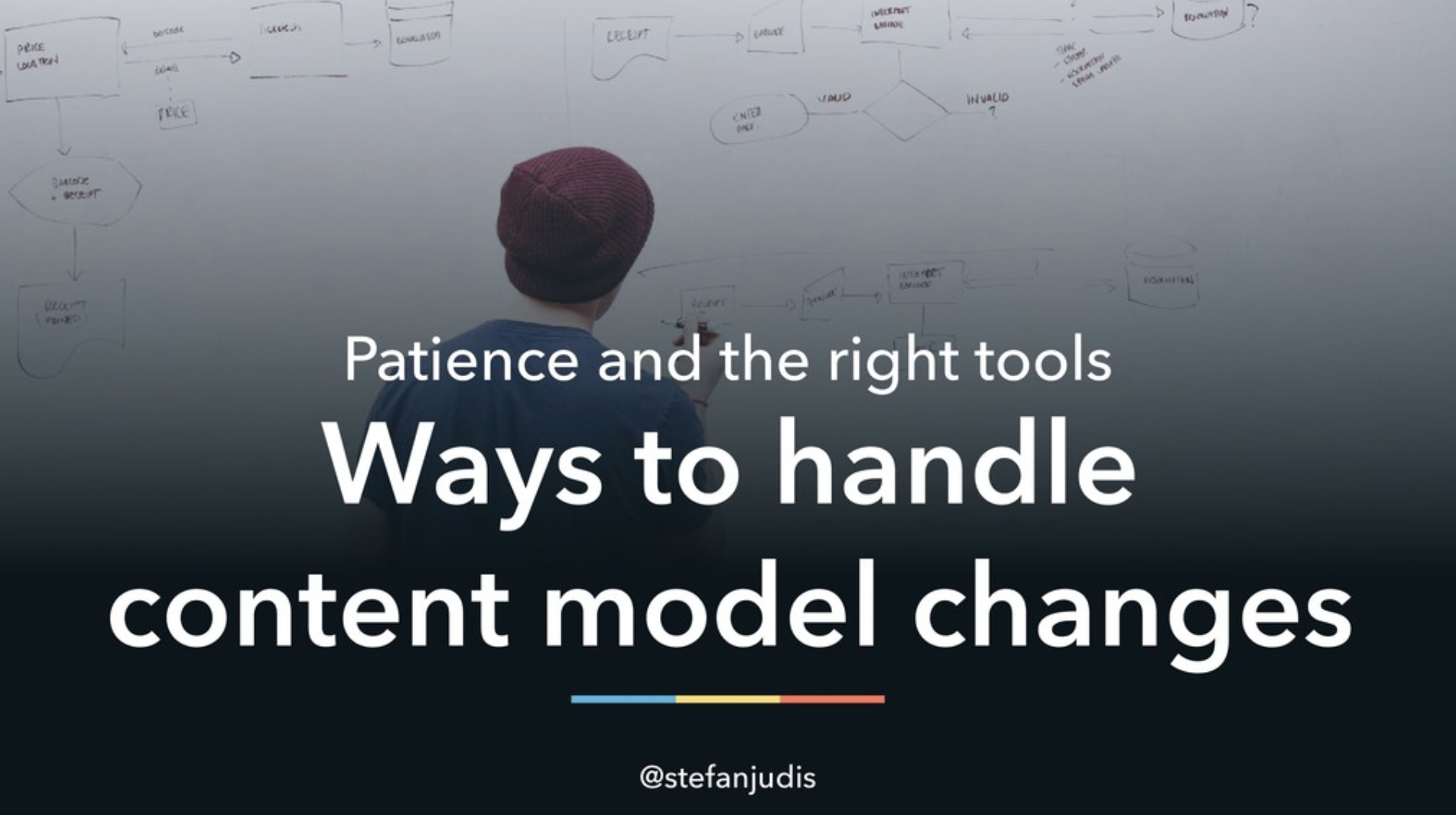 Patience and the right tools – ways to handle 